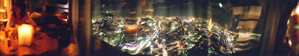 Martin Liebscher: Asahi Tower, Tokyo, 2006 | 70 x 415 cm