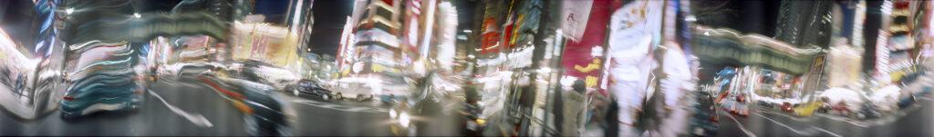 Martin Liebscher: Shibuya, Tokyo | 2015 | 70 x 475 cm