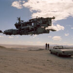Martin Liebscher: Over the Desert, Mojave   1998