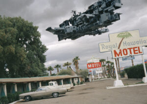Martin Liebscher: Royal Hawaiian Motel, Barstow CA | 1998
