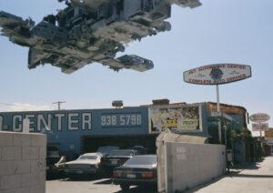 Martin Liebscher: J&T Automotive, Los Angeles, CA   1998