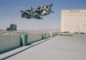 Martin Liebscher: Monte Carlo, Las Vegas, NV | 1998