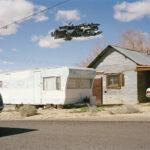 Martin Liebscher: Trailer, Darwin, CA | 1998
