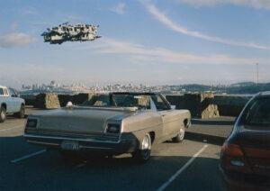 Martin Liebscher: Vista Point, San Francisco | 1998