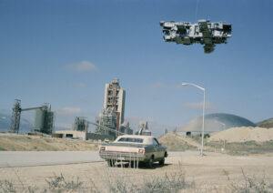 Martin Liebscher: Desert Factory, CA   1998