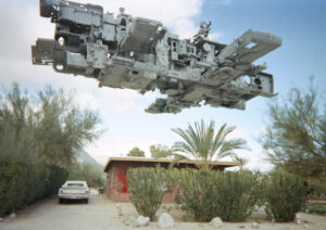 Martin Liebscher: Borrego Springs, CA   1998