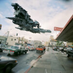 Martin Liebscher: Firestone, Los Angeles, CA   1998