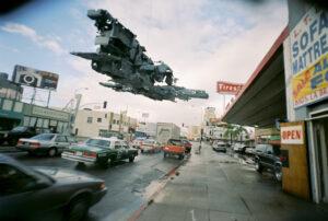 Martin Liebscher: Firestone, Los Angeles, CA | 1998