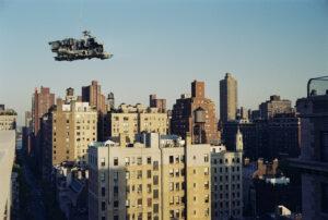 Martin Liebscher: Sky, New York City | 1998