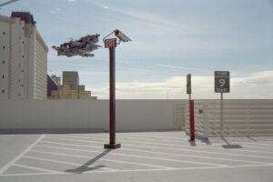 Martin Liebscher: Floor 9, Las Vegas, NV | 1998
