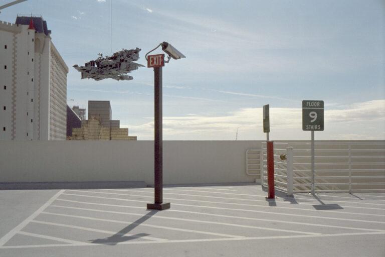 Martin Liebscher: Floor 9, Las Vegas, NV   1998