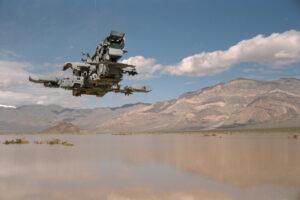 Martin Liebscher: Salt Lake, Mojave Desert, CA   1998
