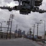 Martin Liebscher: Downtown, Los Angeles, CA | 1998