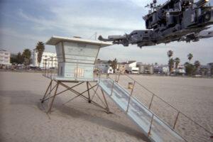 Martin Liebscher: Baywatch, Venice Beach, CA | 1998