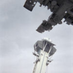Martin Liebscher: Tower, LAX | 1998
