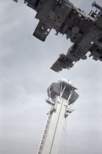Martin Liebscher: Tower, LAX   1998