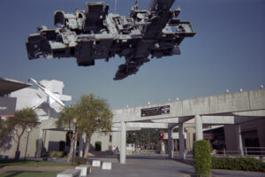Martin Liebscher: Exposition Park, South Central, LA   1998