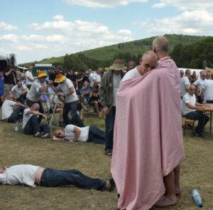 Martin Liebscher: Woodstock | 2010 | 31 x 31,5 cm
